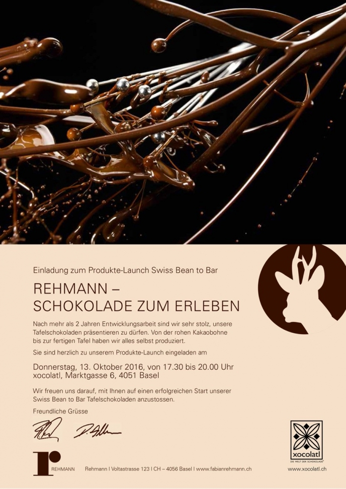 Invitation to the vernissage
